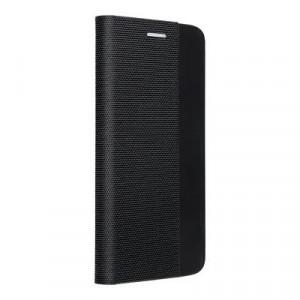 Калъф тип книга Sensitive - iPhone 12 / 12 Pro черен