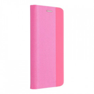 Калъф тип книга Sensitive - Samsung Galaxy A40 светлорозов