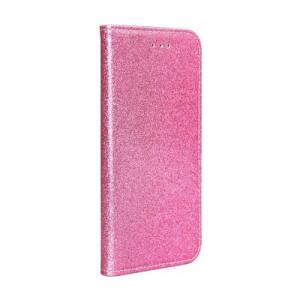 Калъф тип книга Shining - iPhone 11 Pro Max светлорозов