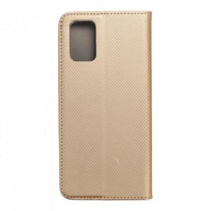 Калъф тип книга Smart - Samsung Galaxy A02s златист