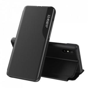 Кожен калъф тип книга ECO - Xiaomi Poco X3 NFC черен