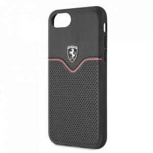 Оригинален твърд гръб Ferrari Off Track Victory FEOVEHCI8BK - iPhone 7 / 8 / SE 2020 черен