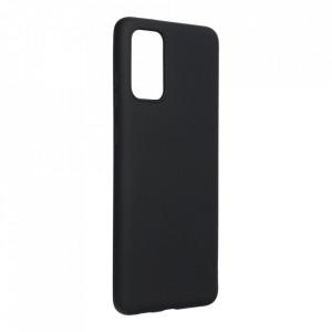 Силиконов гръб FORCELL Silicone Lite - Samsung Galaxy S21 Plus черен
