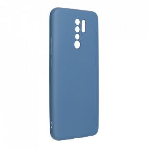 Силиконов гръб FORCELL Silicone Lite - Xiaomi Mi 11 Lite / Mi 11 Lite 5G син