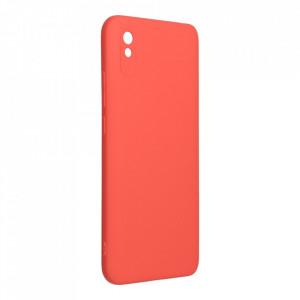 Силиконов гръб FORCELL Silicone Lite - Xiaomi Redmi 9A / 9AT розов
