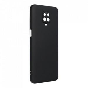 Силиконов гръб FORCELL Silicone Lite - Xiaomi Redmi Note 9 Pro / 9S черен