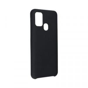 Силиконов гръб FORCELL Silicone - Samsung Galaxy M31 черен