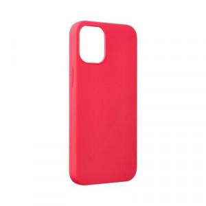 Силиконов гръб FORCELL Soft - iPhone 12 Mini червен