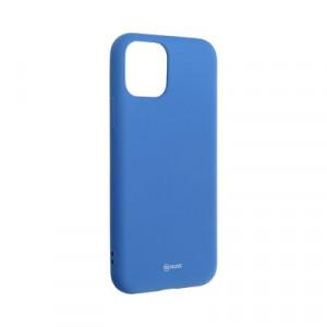 Силиконов гръб ROAR Colorful Jelly - iPhone 11 Pro тъмносин