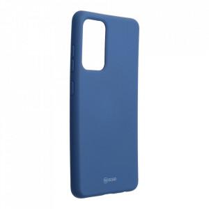 Силиконов гръб ROAR Colorful Jelly - Samsung Galaxy A52 4G / 5G тъмносин