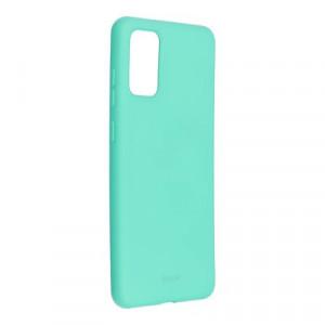 Силиконов гръб ROAR Colorful Jelly - Samsung Galaxy S20 Plus мента