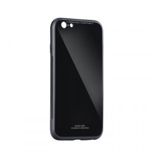Стъклен гръб - Samsung Galaxy A41 черен