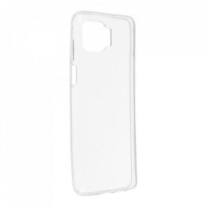 Тънък силиконов гръб 0.5mm - Mortorola G 5G Plus прозрачен