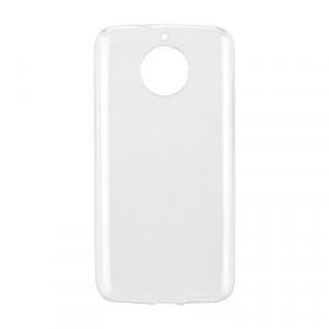 Тънък силиконов гръб 0.5mm - Motorola G6 Play прозрачен