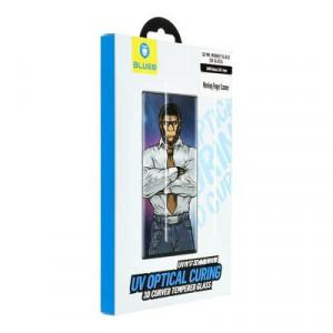 5D UV закален стъклен протектор MR. MONKEY - Huawei P40 Pro прозрачен