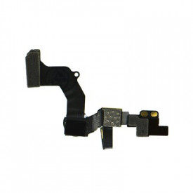 Dock Connector Flex Cable - iPhone 5 бял