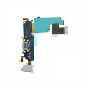 """- iPhone 6 Plus 5.5"""" Lightning Connector and Headphone Jack - space черен"""