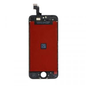 LCD екран - iPhone 5s с дигитайзер черен HQ