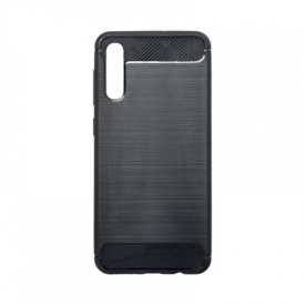 Гръб FORCELL Carbon - Samsung Galaxy A30s / A50 / A50s черен