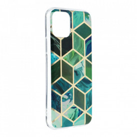 Гръб Forcell MARBLE COSMO - iPhone 12 Mini дизайн 08