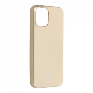 Гръб i-Jelly Mercury - iPhone 12 Mini златен