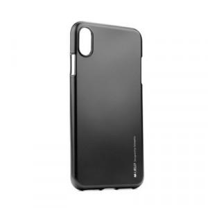 Гръб i-Jelly Mercury - iPhone XS Max - 6.5 черен