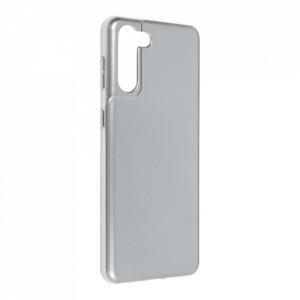 Гръб i-Jelly Mercury - Samsung Galaxy S21 Plus сив