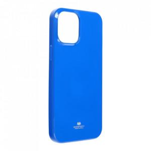 Гръб Jelly Mercury - iPhone 12 Pro Max син