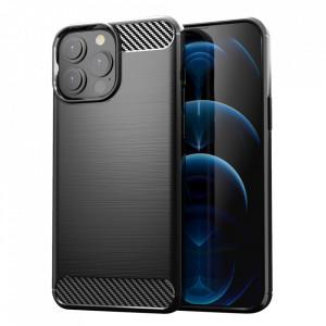 Гръб Nillkin Synthetic Fiber Carbon - iPhone 13 Pro Max черен