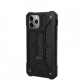 Гръб UAG Monarch - iPhone 11 Pro черен карбон