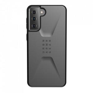 Гръб UAG Urban Armor Gear Civilian - Samsung Galaxy S21 Plus сив