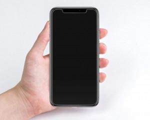 Закален стъклен протектор Spigen Align Master TR Slim с рамка за поставяне (сет от 2 бр.) - iPhone XR