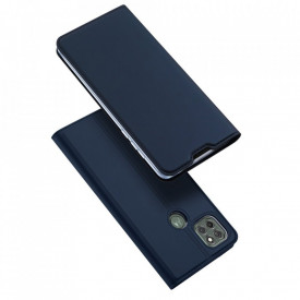 Калъф тип книга DUX DUCIS Skin Pro - Motorola Moto G9 Power син