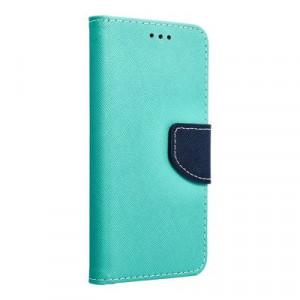 Калъф тип книга Fancy - iPhone 5 / 5s / SE мента