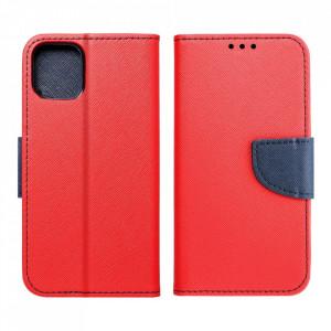 Калъф тип книга Fancy - Xiaomi Mi 11 червен