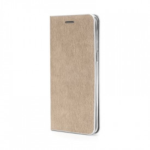 Калъф тип книга Luna Silver - Samsung Galaxy S20 Ultra златист