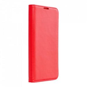 Калъф тип книга Magnet - Samsung Galaxy S21 Ultra червен