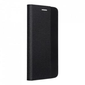Калъф тип книга Sensitive - Samsung Galaxy A12 черен