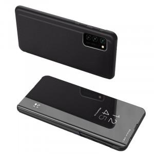 Огледален калъф тип книга Clear View - Samsung Galaxy A72/A72 5G черен