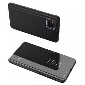 Огледален калъф тип книга Clear View - Xiaomi Mi 11 Lite 5G / Mi 11 Lite черен
