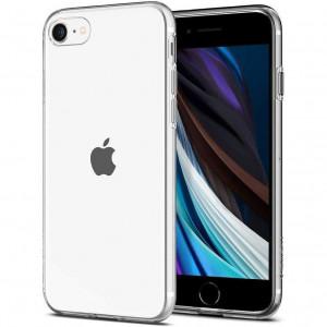 Оригинален гръб Spigen Liquid Crystal - iPhone 7 / 8 / SE 2020 кристален