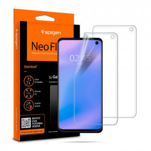 Протектор фолио Spigen Neo Flex Hd - Samsung Galaxy S10