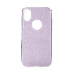 Силиконов гръб FORCELL Shining - iPhone 11 Pro Max розов