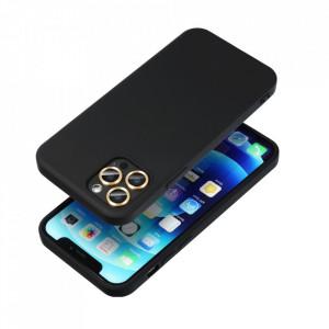 Силиконов гръб FORCELL Silicone Lite - Samsung Galaxy A42 5G черен