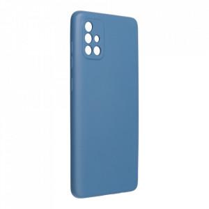 Силиконов гръб FORCELL Silicone Lite - Samsung Galaxy A72/A72 5G син