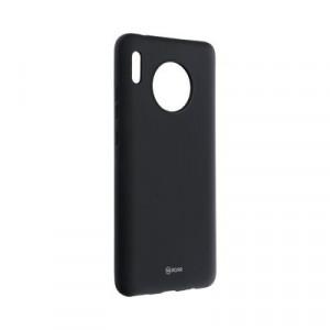 Силиконов гръб ROAR Colorful Jelly - Huawei Mate 30 черен