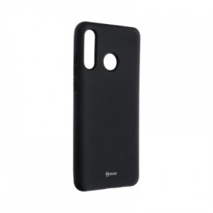 Силиконов гръб ROAR Colorful Jelly - Huawei P30 Lite черен