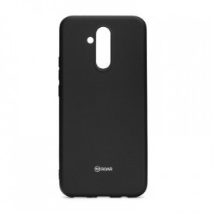 Силиконов гръб ROAR Colorful Jelly - iPhone XR черен