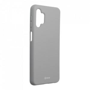 Силиконов гръб ROAR Colorful Jelly - Samsung Galaxy A32 5G сив