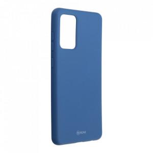 Силиконов гръб ROAR Colorful Jelly - Samsung Galaxy A72/A72 5G тъмносин